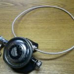 屋久島、海の安全装備「ネックレス」