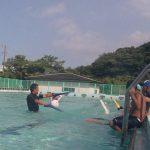 海辺の安全教室