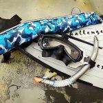 屋久島の海・川で どう安全装備を組み立てるか?